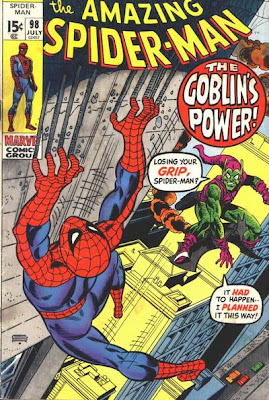 Amazing Spider-Man #98, Green Goblin, Gil Kane