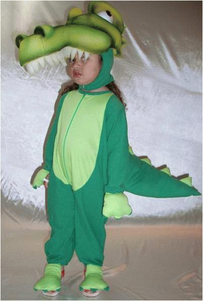 Como hacer un disfraz de cocodrilo para niño - Imagui
