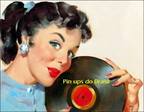 Pin up's do Brasil ⓡ