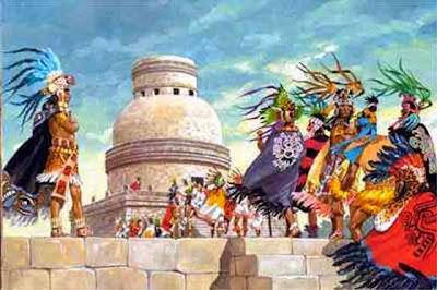 Como vivían los Mayas