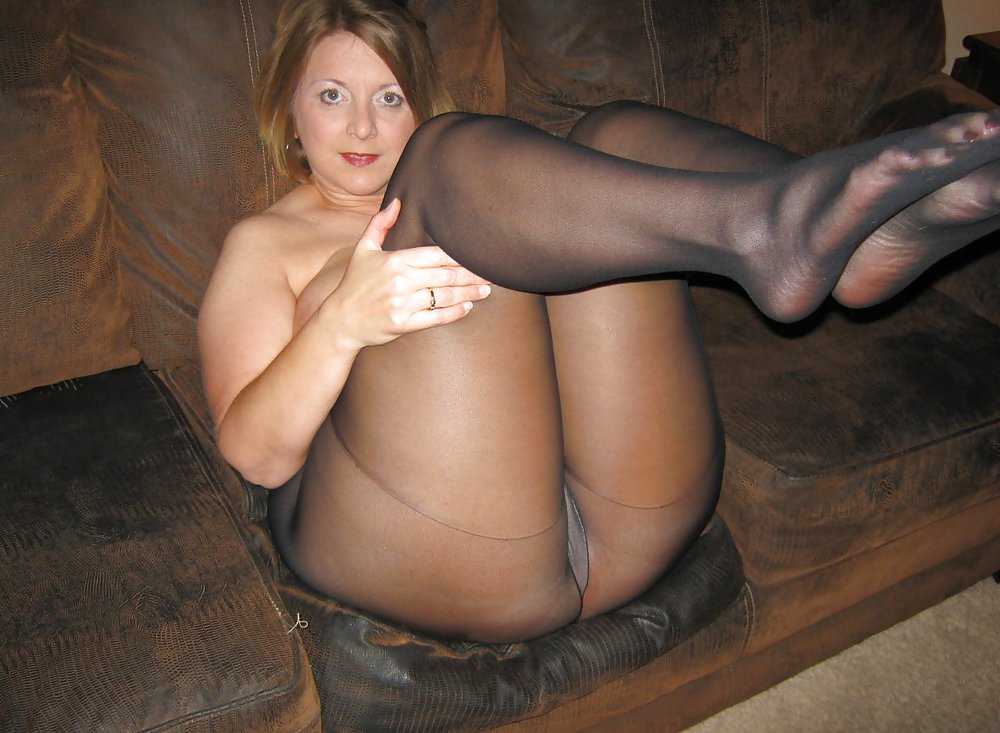 Wife porn stockings