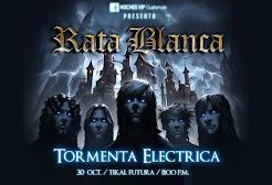 """RATA BLANCA EN EL """"TIKAL FUTURA"""" (GUATEMALA) - 30/10/2016"""