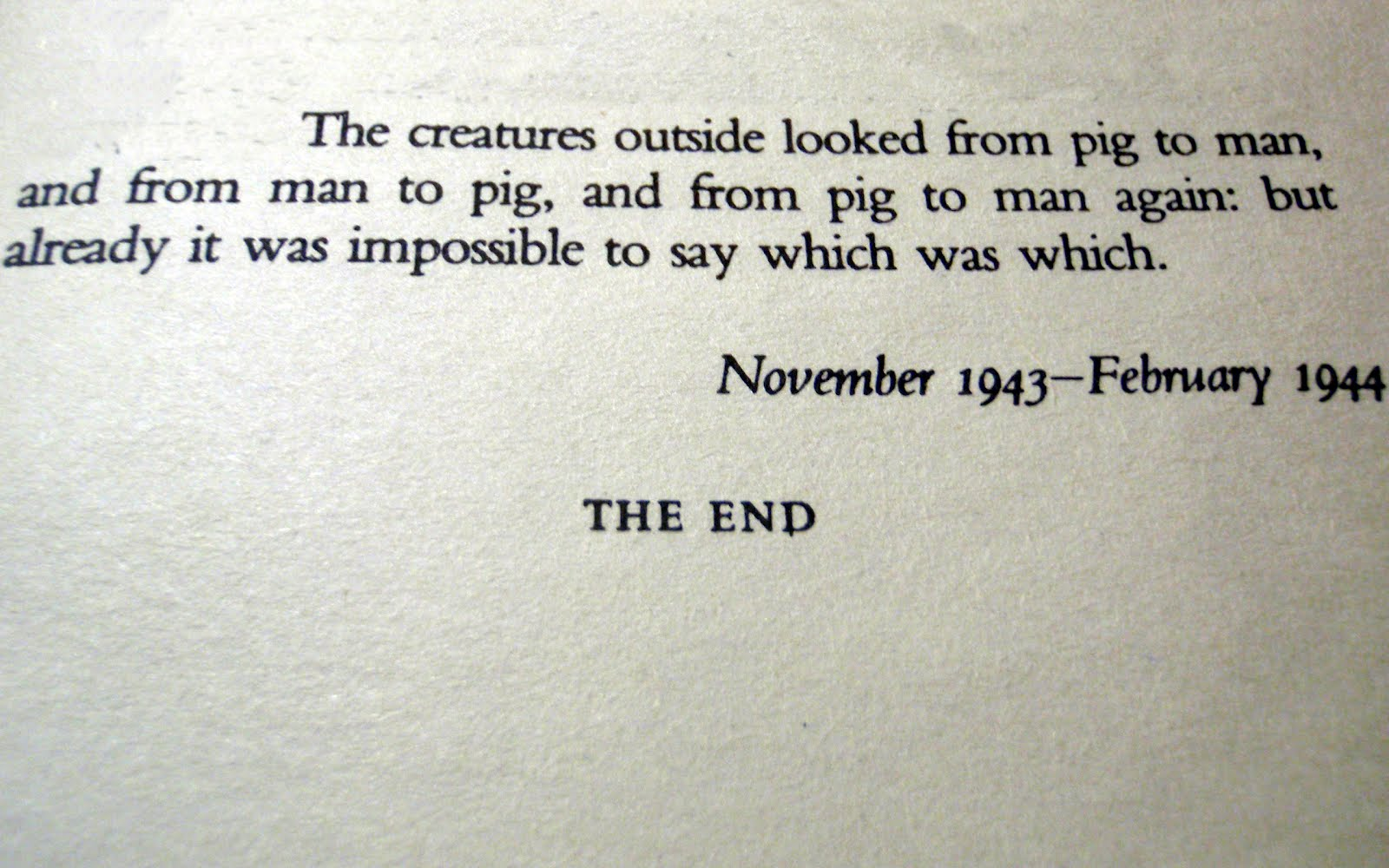 Animal Farm Quotes Essay On Animal Farmgeorge Orwell Shamwow Happy Birthday To