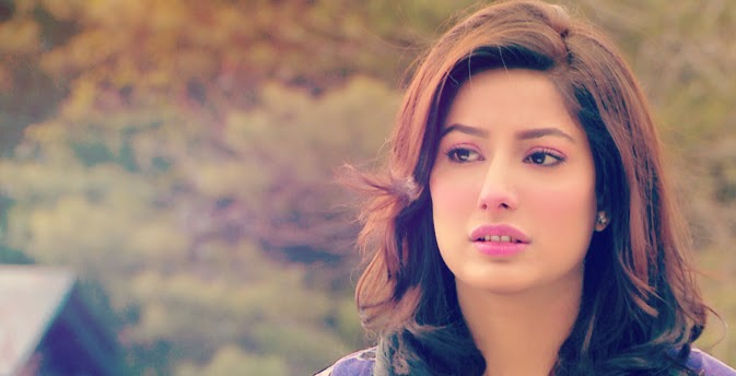 Facebook Cover Of Pakistani Model Mehwish Hayat.