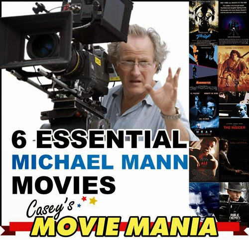 Retrospective: 6 Essential Michael Mann Movies