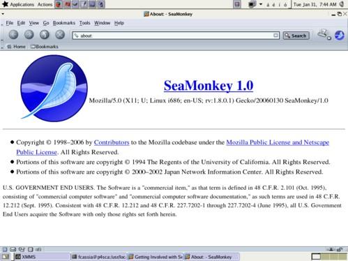 Seamonkey browser Free Download