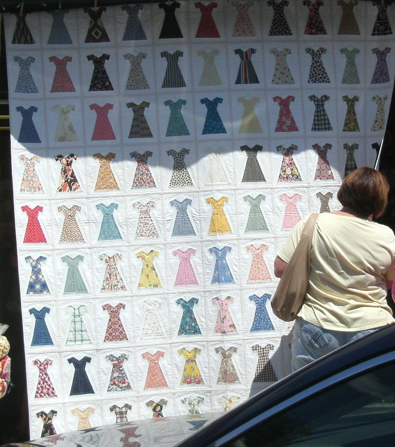 Humble Quilts: Dress quilt : humble quilts - Adamdwight.com