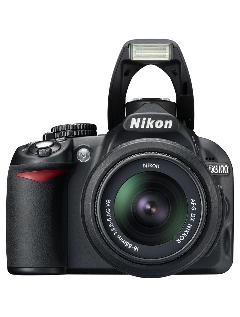 Kamera Pilihanku Nikon D3100