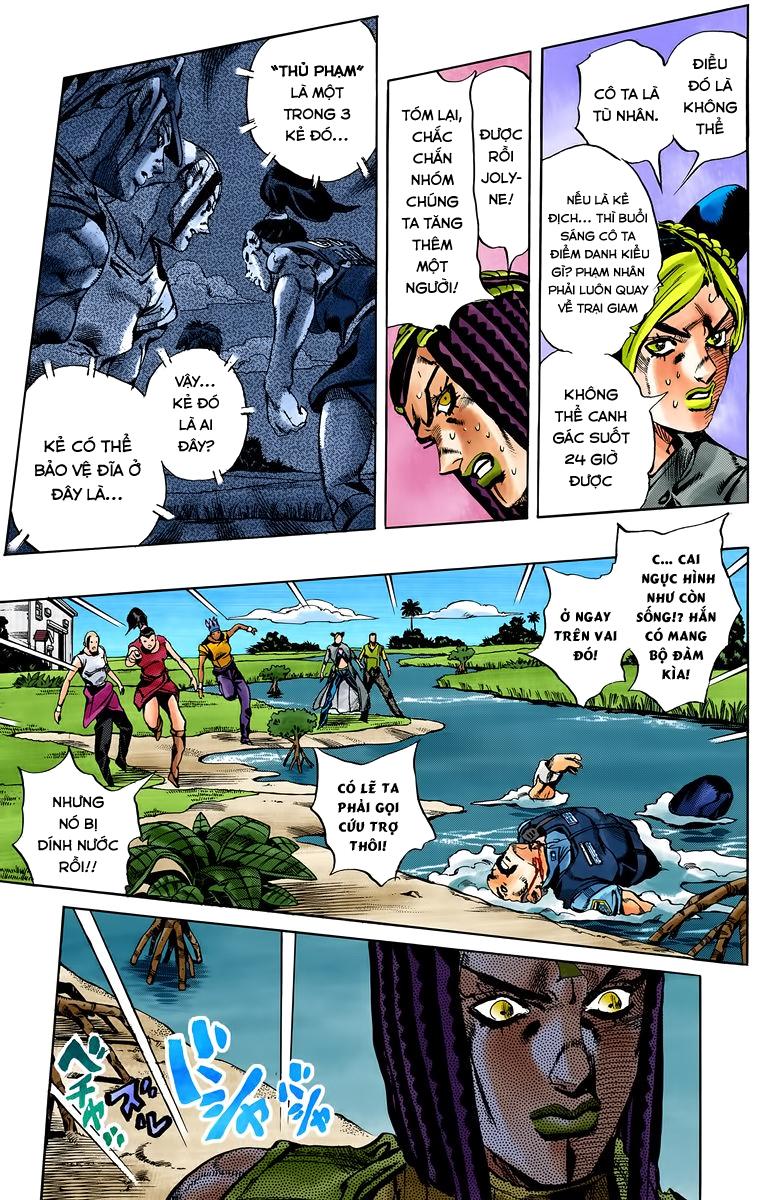 JoJo's Bizarre Adventure Chap 622 - Trang 6