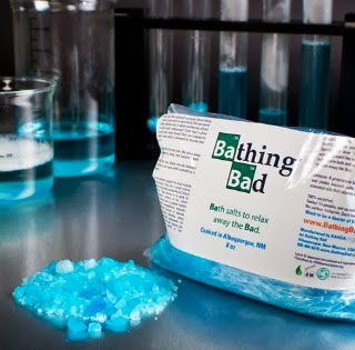 Item of the week: Bathing Bad Bath Salts