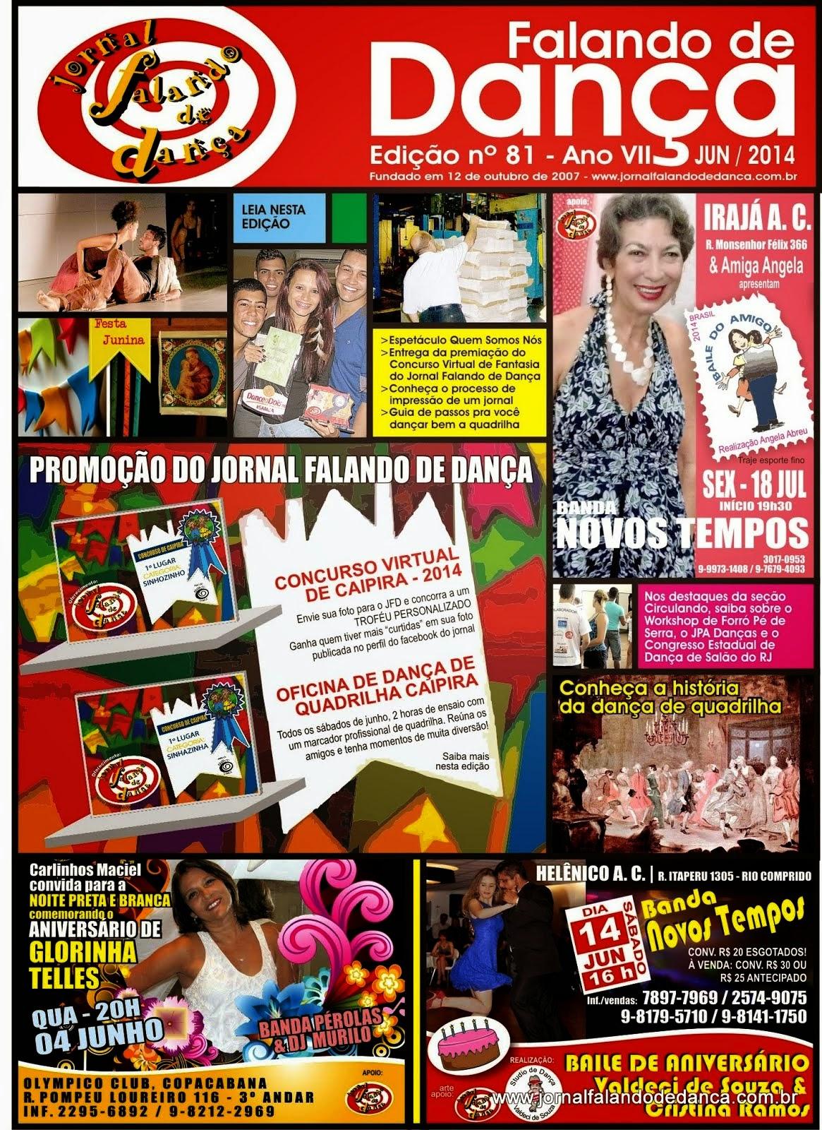 Leia on line a ed 81 (Junho/2014)