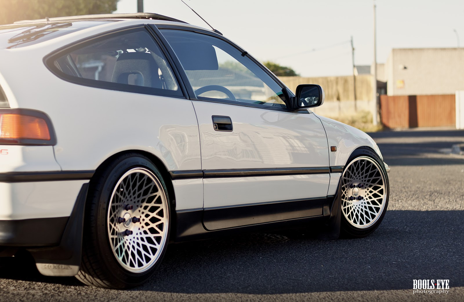 Shifted: Achmat's CRX