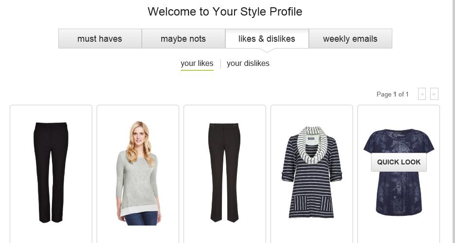 My M&S Style Adviser