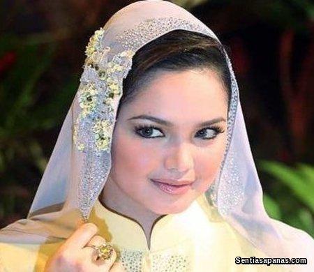 Datuk Siti Nurhaliza Kutuk Rakyat Palestin