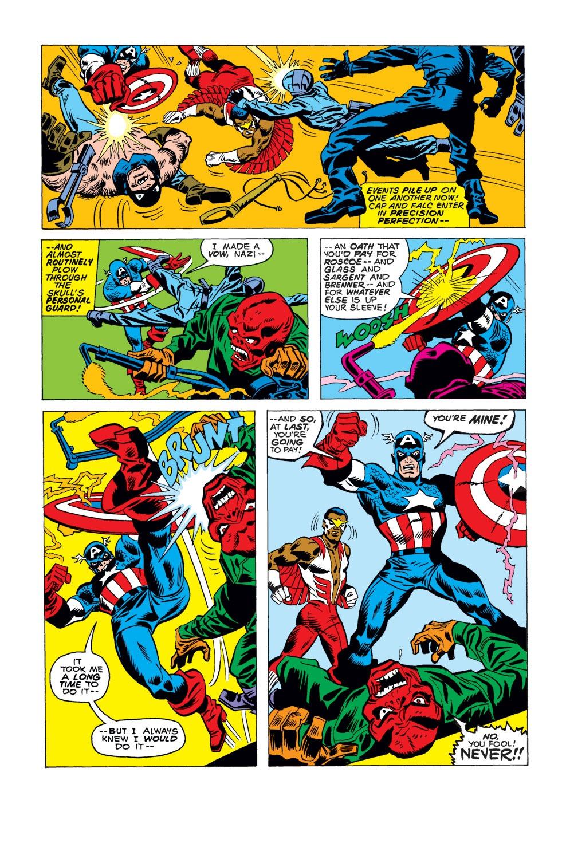 Captain America (1968) Issue #185 #99 - English 18