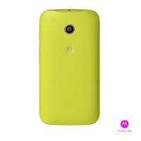 Moto E Lemon