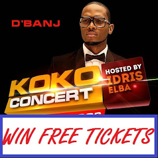Win Free Koko Concert Tickets