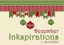 December Inkspirations SU
