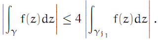 Complex Analysis: #4 Cauchy`s Theorem (simplest version) equation pic 4