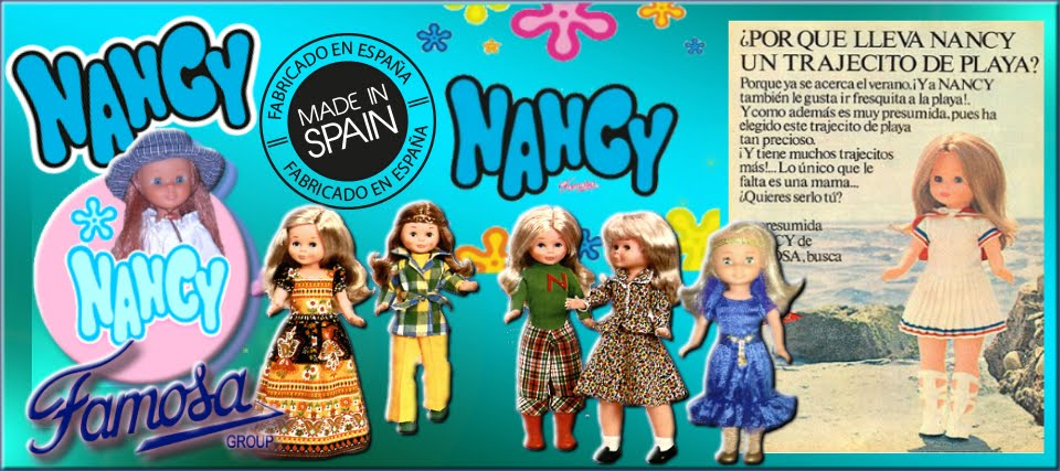Nancy Made In Spain