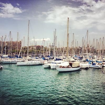 Puerto Barcelona