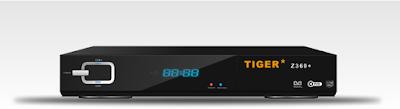 Atualizacao do receptor Tiger Z360 HD V36.97