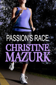 Passion's Race by Christine Mazurk