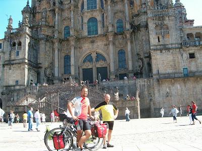vanuit nederland naar spanje fietsen