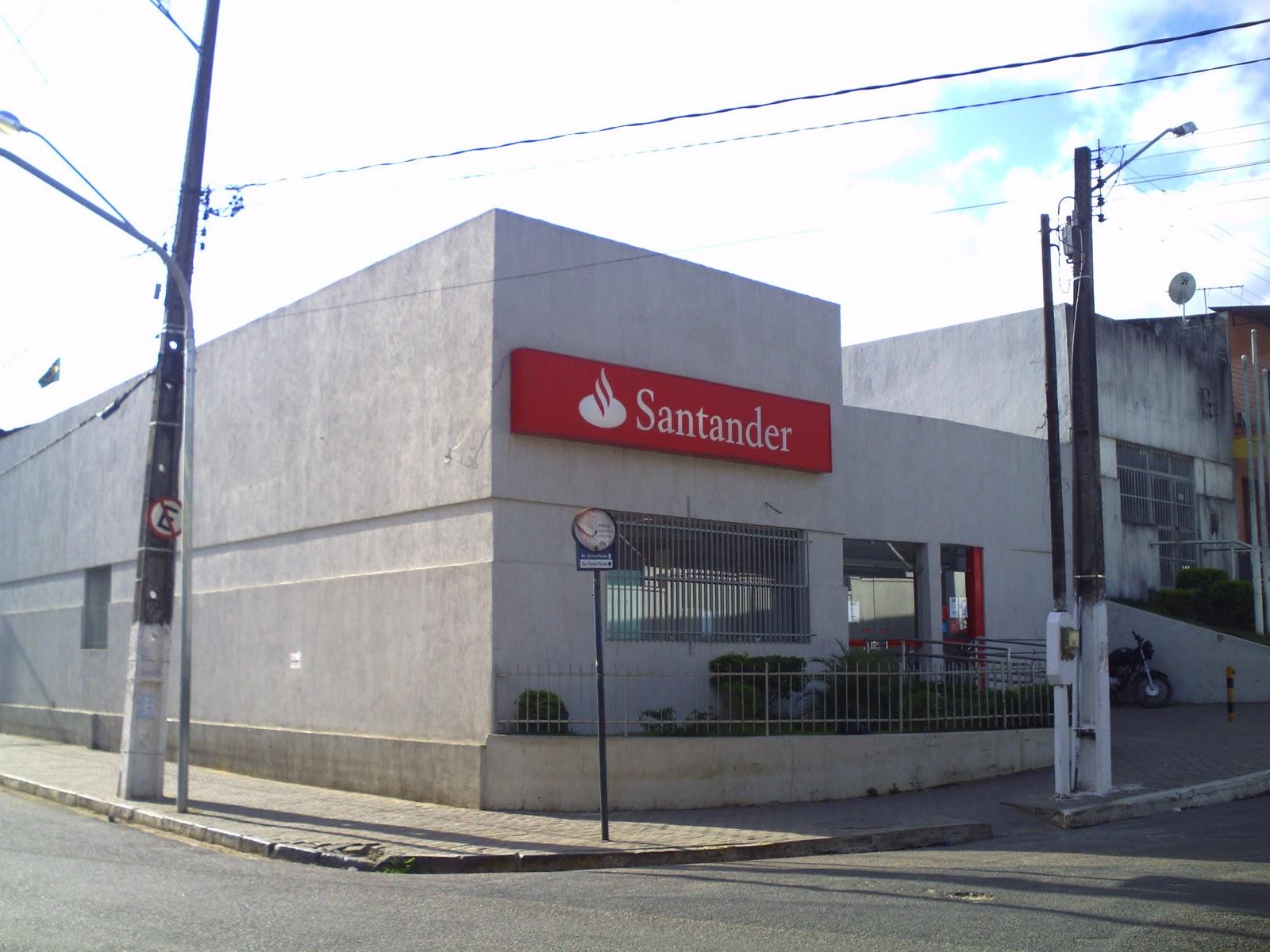 Blog Acentelha Moreno Banco Santander Moreno Pe