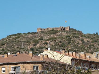 El Fortí del Serrat del Maurici des del Pont de Roc Garcia