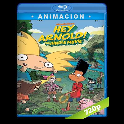 Oye Arnold Una Pelicula En La Jungla (2017) BRRip 720p Audio Trial Latino-Castellano-Ingles 2.0