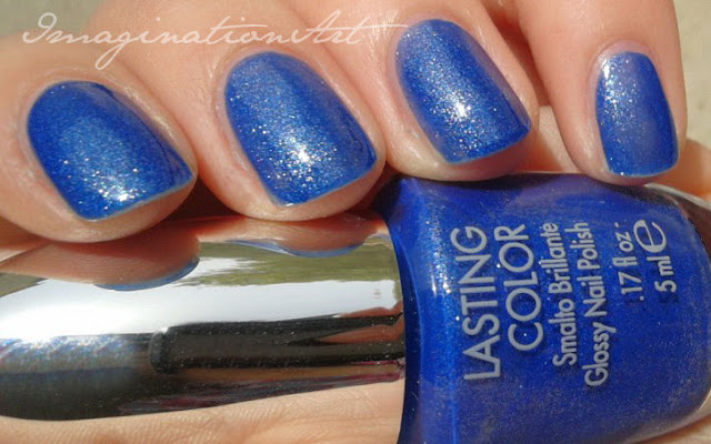 Jeans N' Roses collezione Pupa Blue Jeans n° 726 smalto swatch nail lacquer polish unghie