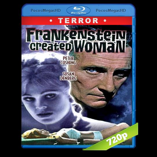 Frankenstein Created Woman (1967)BrRip 720p Inglés AC3+subs