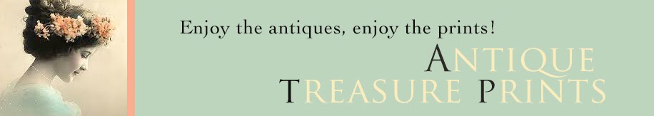 Antique Treasure Prints