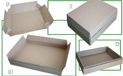 Как из бумаги сделать чемодан для 762