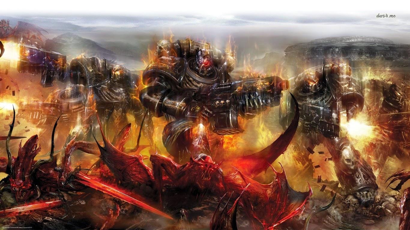 Warhammer 40k death company wallpaper - Assault On Black Reach Breakthrough