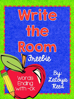 http://www.teacherspayteachers.com/Product/Write-the-Room-Words-ending-in-ck-1042486