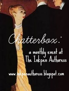 http://inkpenauthoress.blogspot.com/2014/01/januarys-chatterbox-food.html