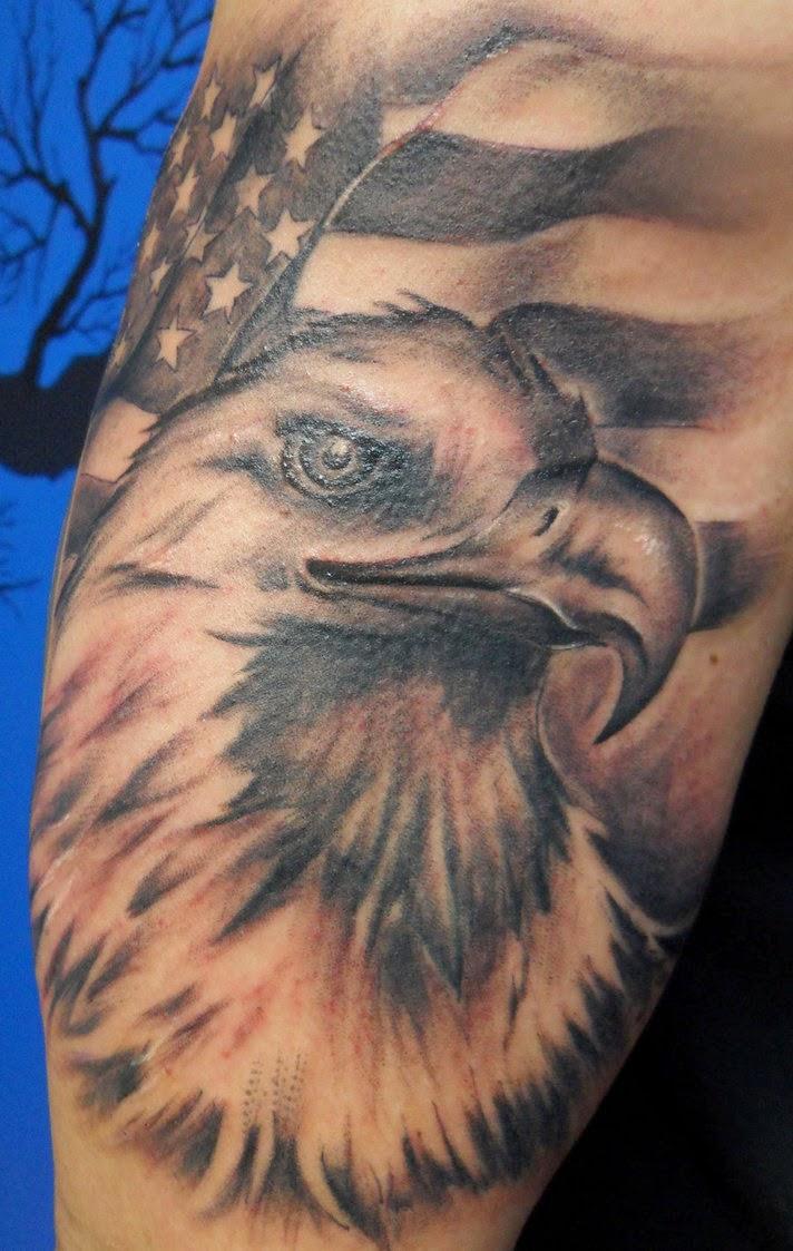 eagle tattoos. Black Bedroom Furniture Sets. Home Design Ideas