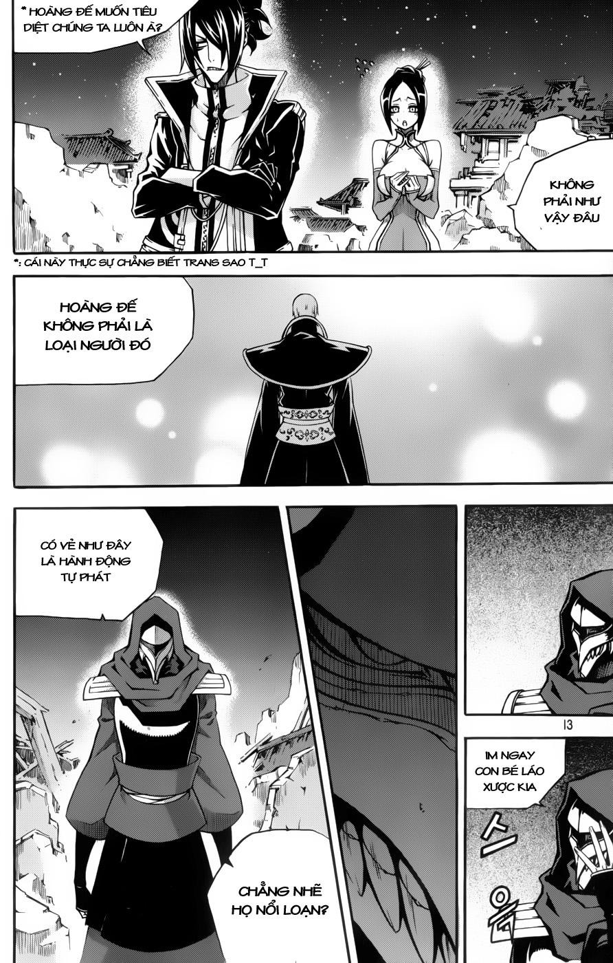 Witch Hunter – Thợ Săn Phù Thủy chap 59 Trang 10 - Mangak.info