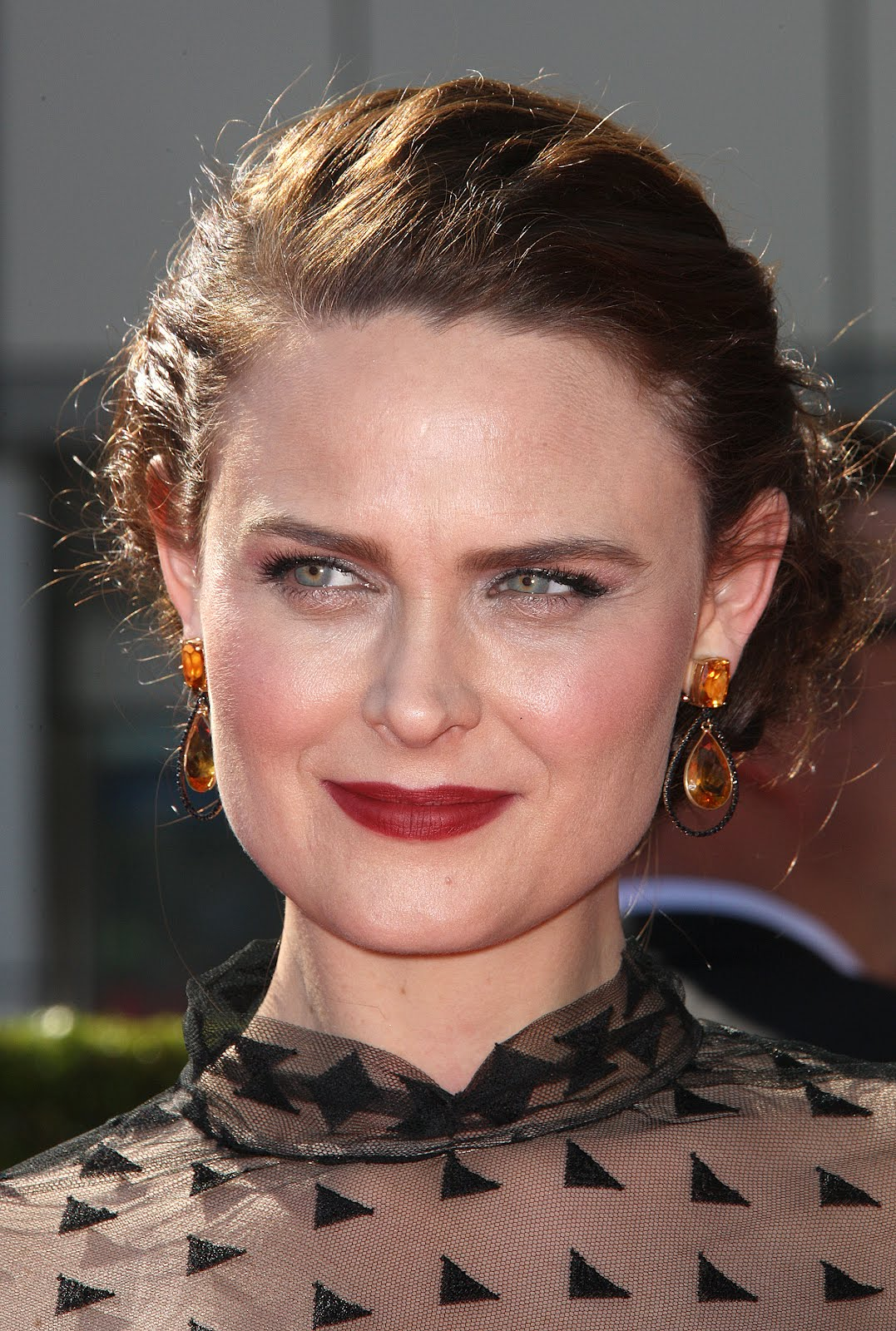 Emily Deschanel Young Emily deschanel at the