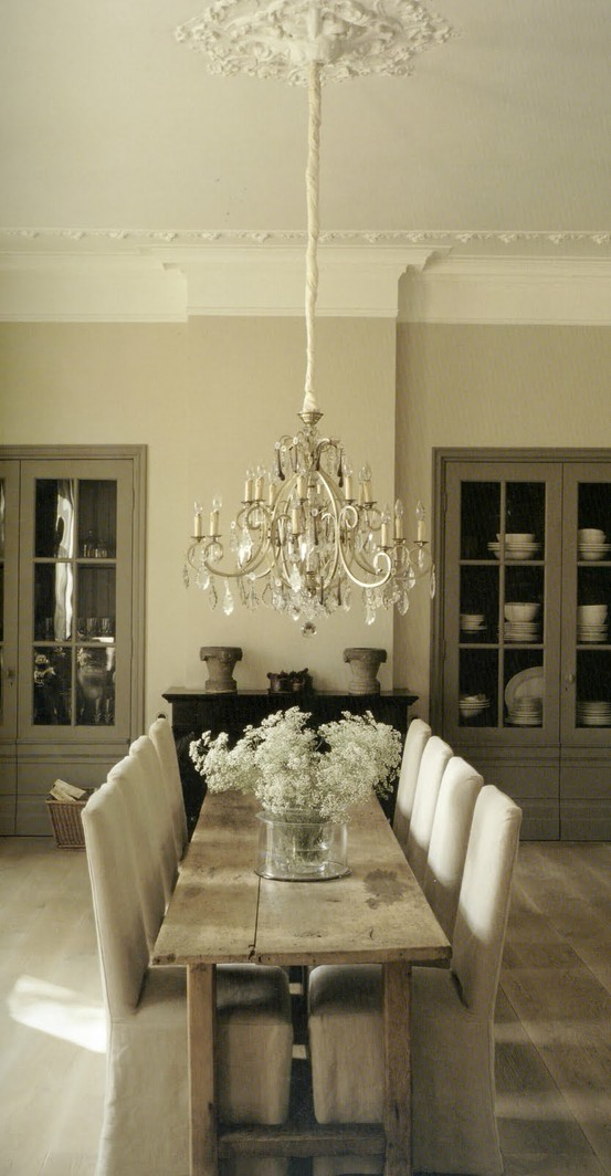 modern country style modern country dining rooms. Black Bedroom Furniture Sets. Home Design Ideas