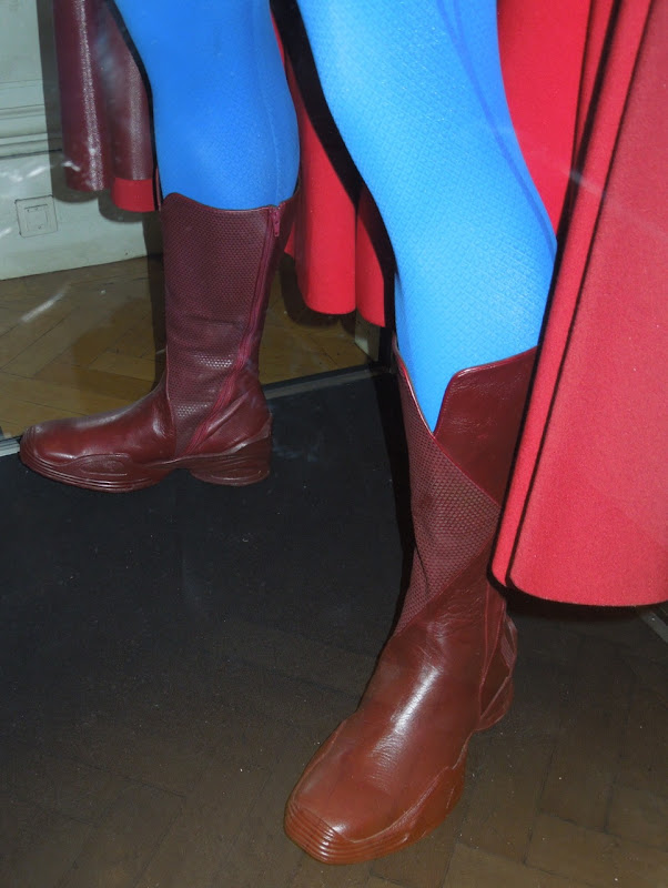 Superman Returns costume boots