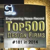 Garver Up 21 Spots in ENR Top 500