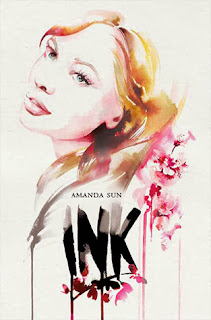 book cover of Ink by Amanda Sun