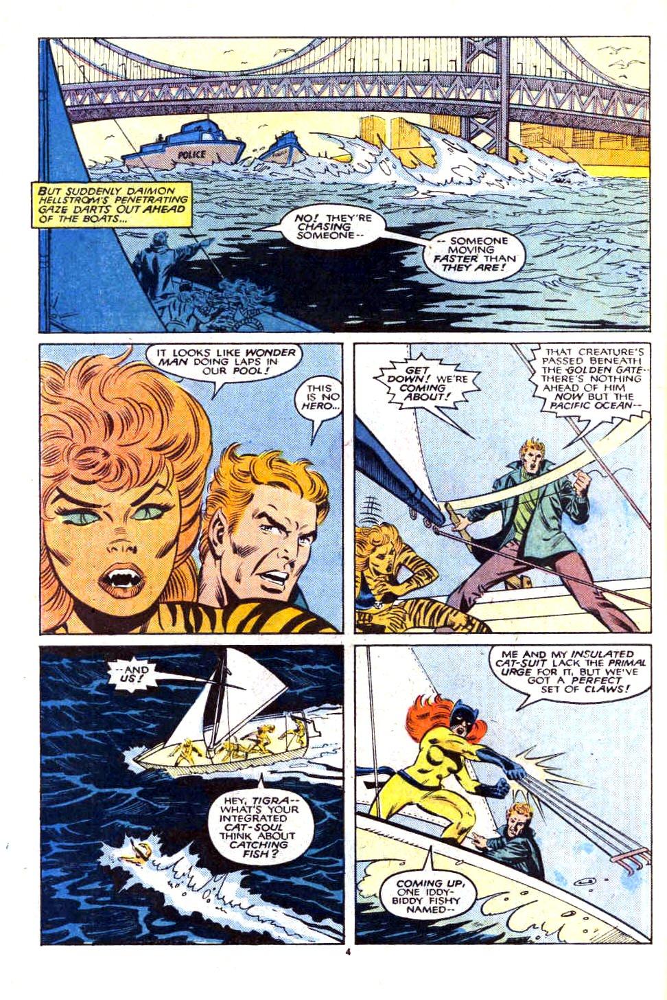 Captain America (1968) Issue #323b #252 - English 5