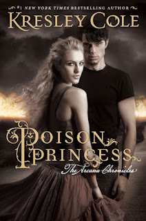 'Waiting On' Wednesday (11): Poison Princess by Kresley Cole