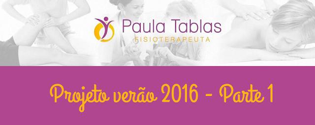 Projeto Verão, 2016, tratamentos, estéticos, celulite, ribeirão preto, paula tablas