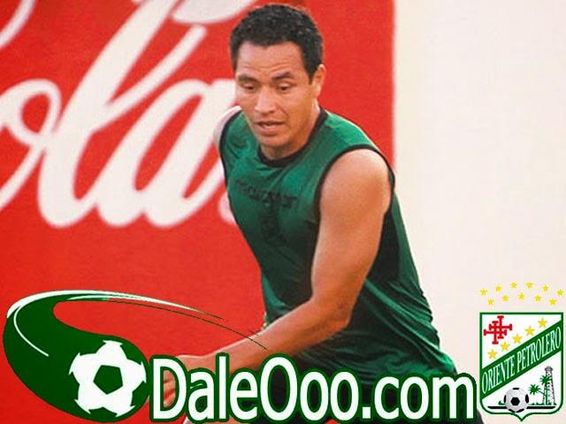 Oriente Petrolero - Gualberto Mojica - DaleOoo.com web del Club Oriente Petrolero