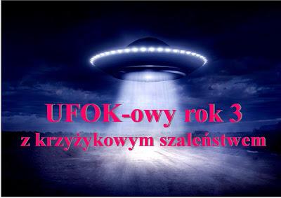 UFOK-owy rok 3 z Krzyżykowym szaleństwem